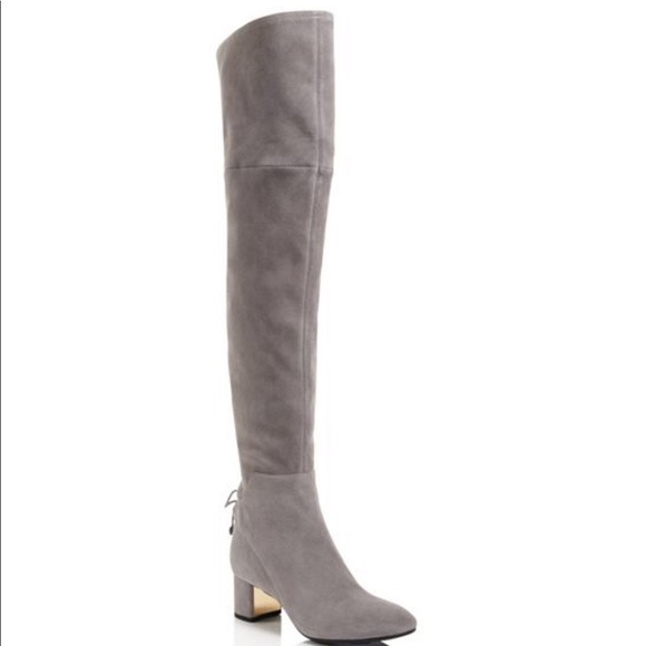 73f13f59ee4 NWT Tory Burch Laila Suede Over The Knee Boot